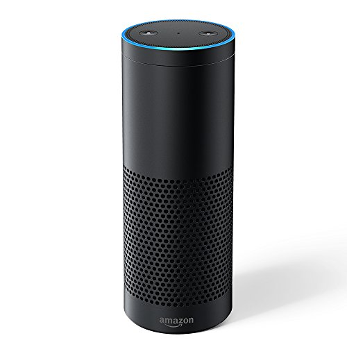 Echo Plus with built-in Hub (International Version) – Black