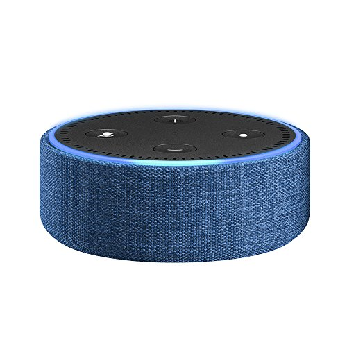 Amazon Echo Dot Case (fits Echo Dot 2nd Generation only) - Indigo Fabric