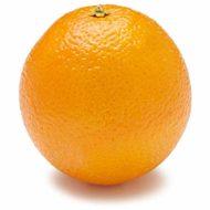 One Navel Orange - Fresh