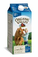 Organic Valley, Organic 2% Reduced Fat Milk
