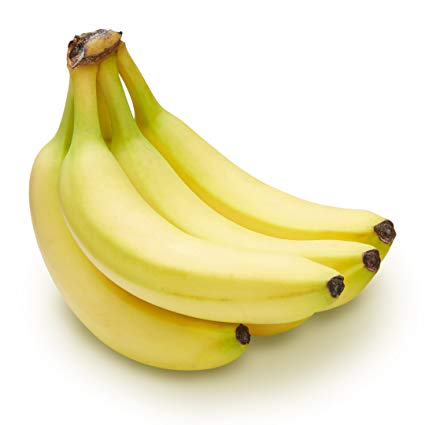 Organic Bananas, One Bunch (min. 5 ct)
