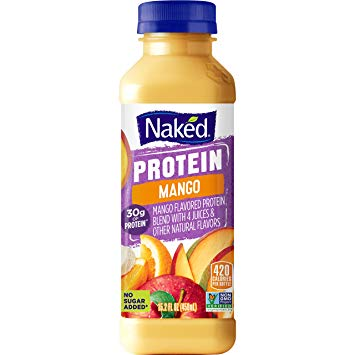 Naked Juice, Mango Protein Zone, 30g