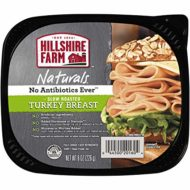 Hillshire Farm Naturals Lunchmeat, Slow Roasted Turkey Breast, 8 oz.