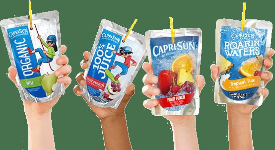 amazon fresh beverage capri sun