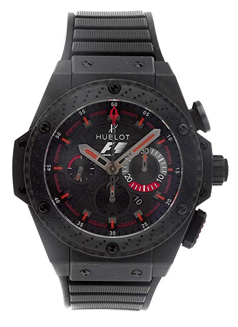 Hublot King Power Mechanical (Automatic) Black Dial Mens Watch 703.CI.1123.NR.FM010 (Certified Pre-Owned)
